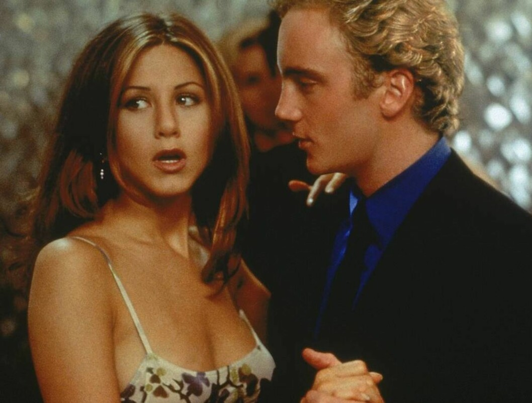 <strong>KOMEDIE:</strong> Jennifer Aniston i Picture Perfect. Foto: TV3