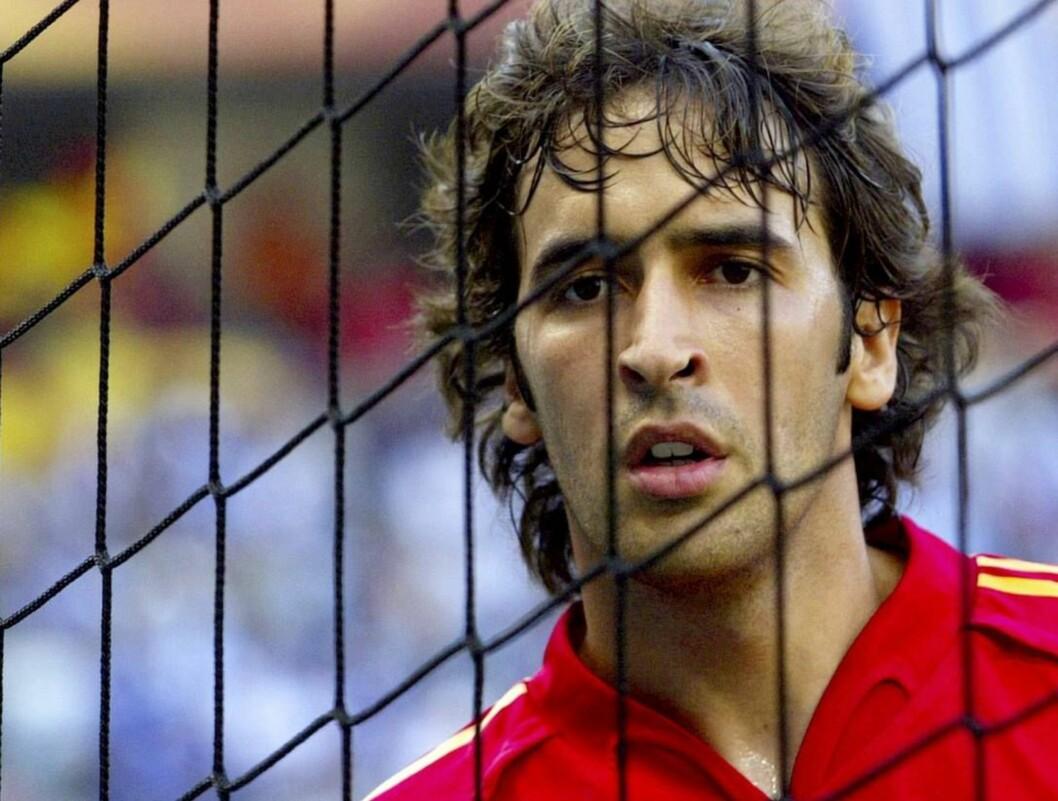 SPILLER SEG I FORM: Raul har hatt mye skader. Foto: TV2