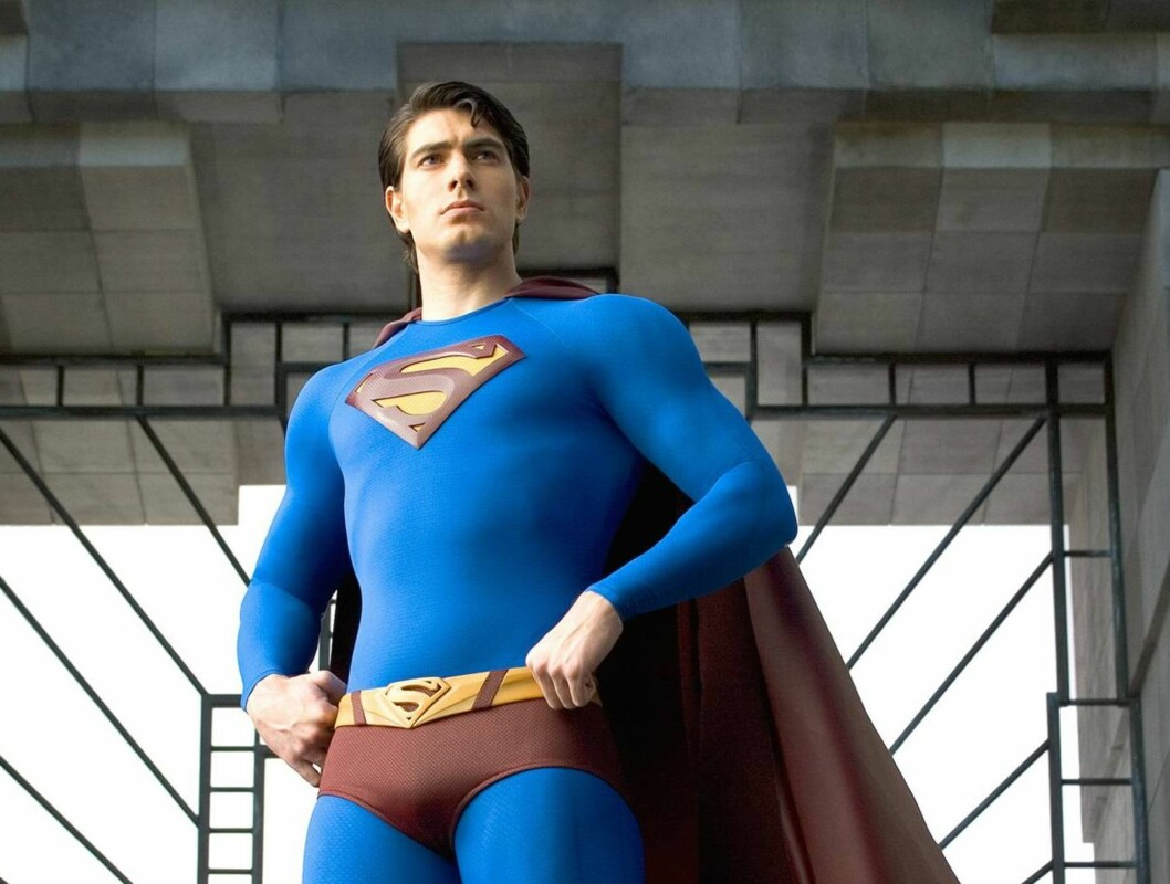 "This undated photo provided by Warner Bros., shows actor Brandon Routh as Superman in the 2006 film ""Superman Returns."" Borrowing from the look and style of the Christopher Reeve ""Superman"" franchise that took flight in 1978, ""Superman Returns"" also follo Foto: AP"