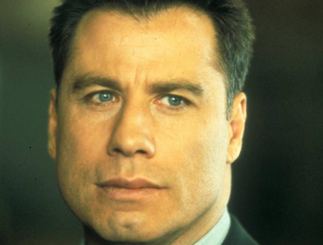 <strong>FINNER SVAR:</strong> John Travolta som militær etterforsker. Foto: TVNorge