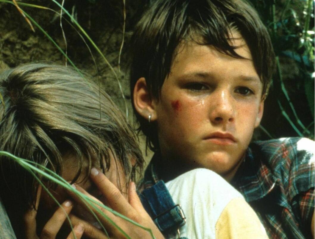 BARNESTJERNE: Brad Renfro fikk sitt gjennombrudd i denne filmen. Da han ble voksen fikk han et sammenbrudd...