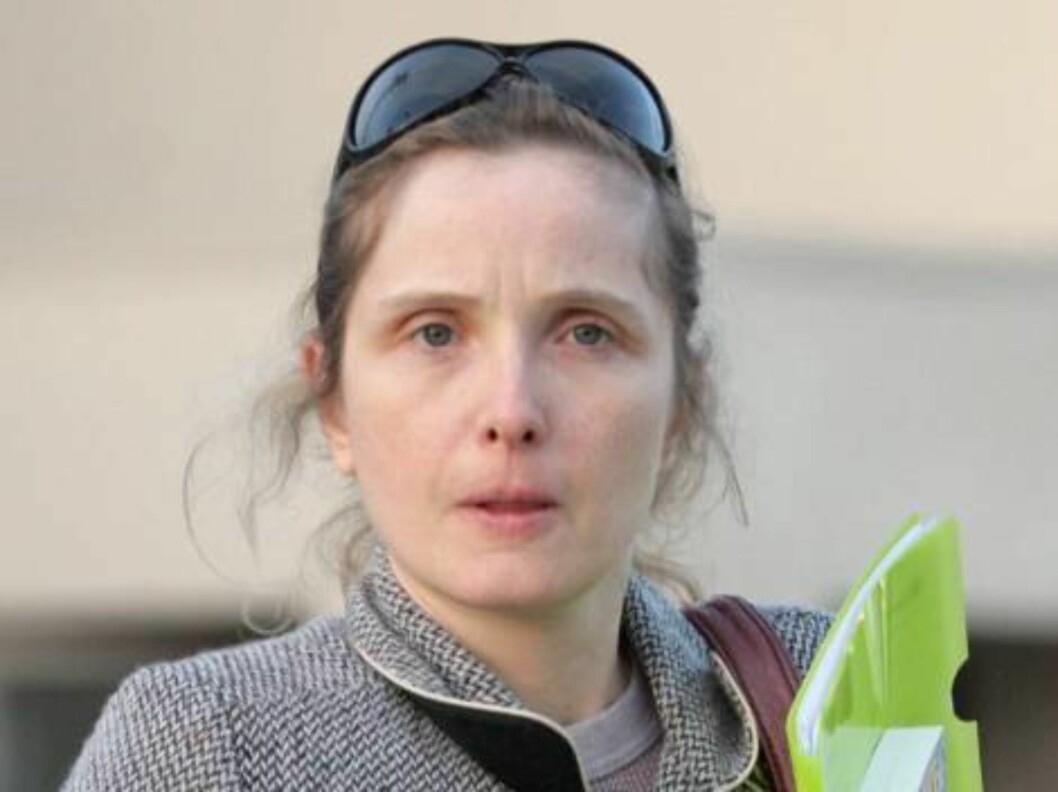 Before Sunrise star Julie Delpy wearing no makeup in Hollywood. March 22, 2006 X17agency EXCLUSIVE / ALL OVER PRESS Foto: All Over Press
