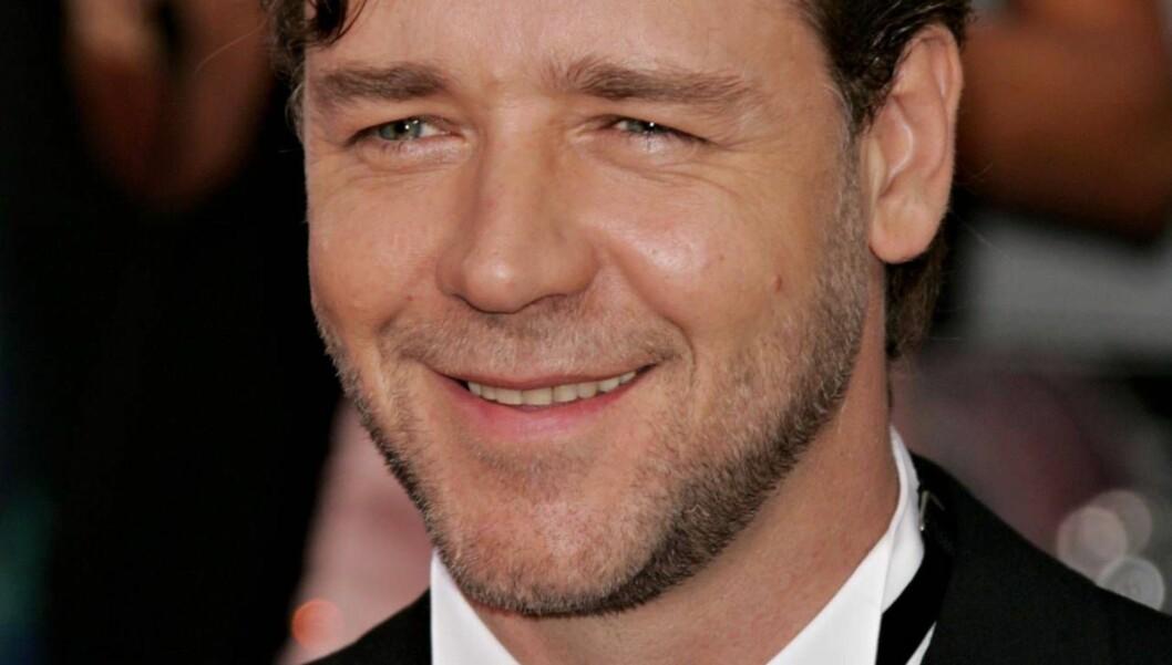 DRAMA: Russell Crowe spilte mot Meg Ryan. De ble kjærester under innspillingen. Foto: All Over Press