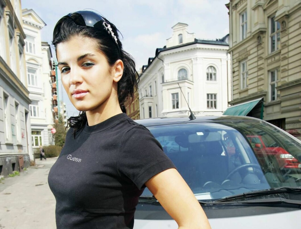FAST LIVING: Aylar vil neppe mangle beilere på byen etter at hun har blitt single igjen... Foto: Se og Hør, Espen Solli