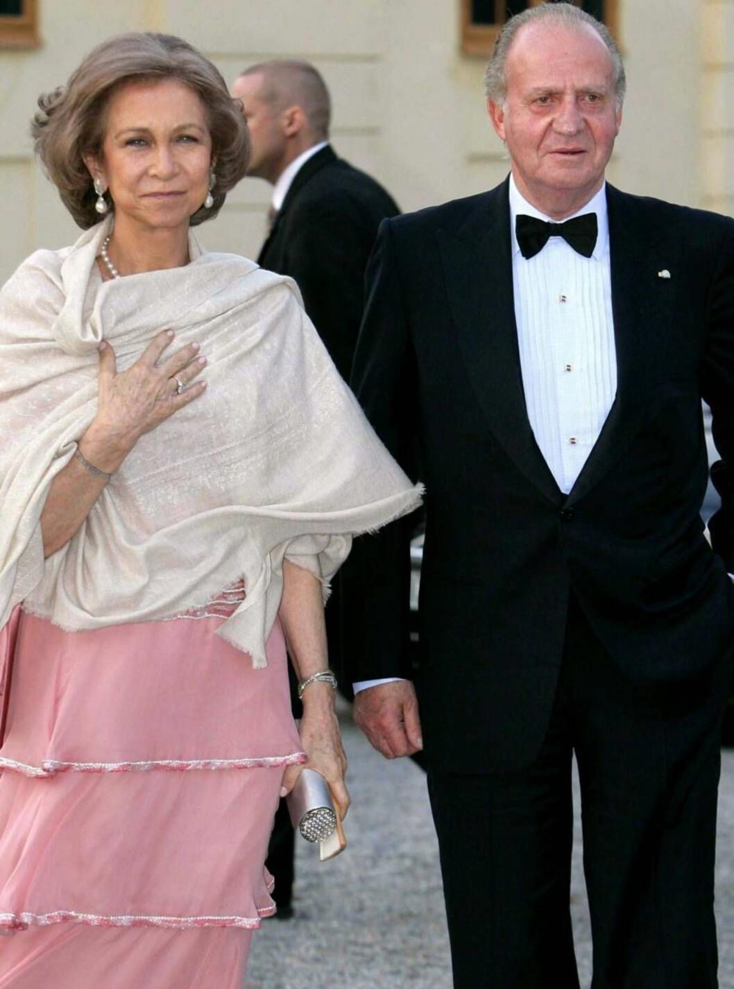 KONGEN KOMMER: Det spanske kongeparet kommer tirsdag endelig på statsbesøk til Norge. Foto: All Over Press