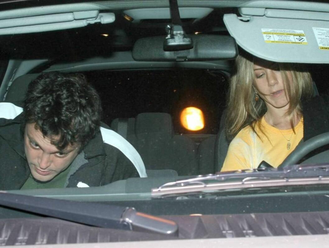 GJEMMER SEG: Vince og Jennifer har holdt en lav profil siden de traff hverandre på filmsettet, men klarer ikke å skjule følelsene for hverandre. Foto: All Over Press