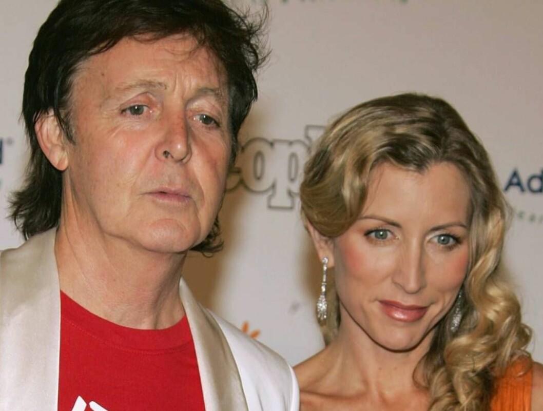 SJOKKERT: Paul ante ikke at konas fortid var så grisete. Hun har vært hardpornostjerne. Foto: All Over Press