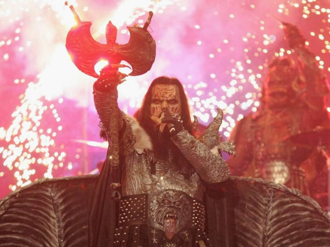 MONSTER-MØTE: Lordi har fått fans verden over. Nå får de møte sine egne idoler. Foto: All Over Press