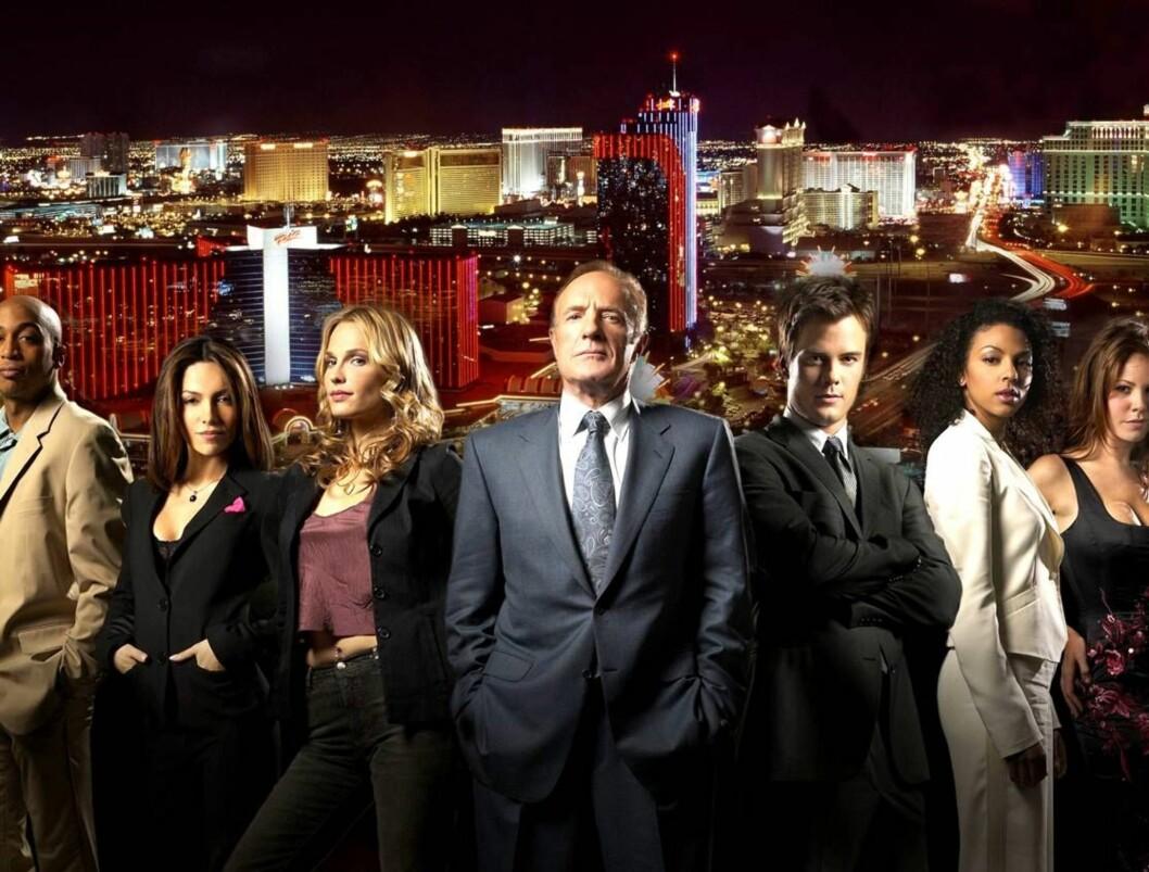 "MIDTPUNKT: I ""Las Vegas"" har James Caan hovedrollen som ""Big Ed"" - en overvåkningssjef med fortid fra CIA. Foto: TV 3"