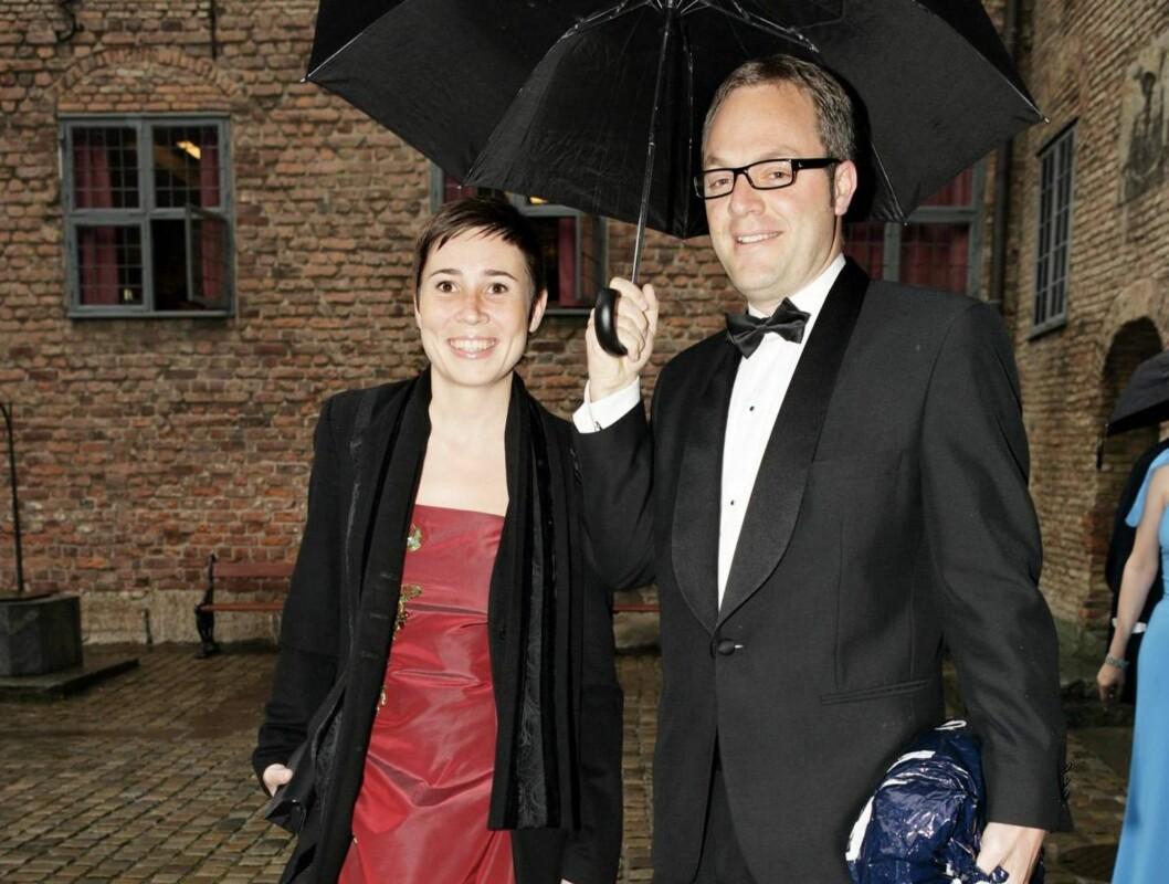 GIFTER SEG: Høyres Ine Marie Eriksen gleder seg til å gifte seg med partikollega Øystein Søreide. Foto: Se og Hør