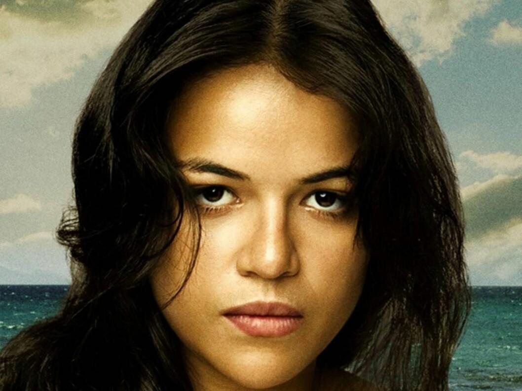 FRANKOFIL: Michelle Rodriguez er lei av bråket i Hollywood. Nå vil hun starte på nytt i Europa...