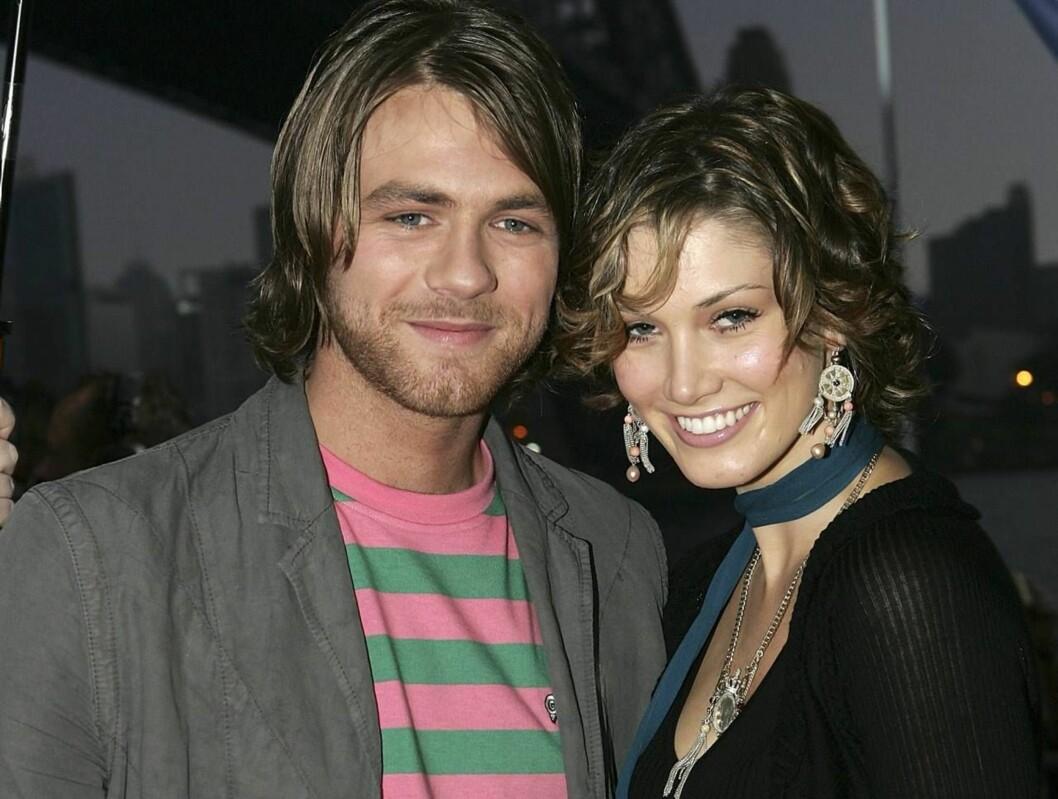 TIL SAK: Brian og kjæresten Delta vil ha barn - hans barn fra første ekteskap... Foto: All Over Press