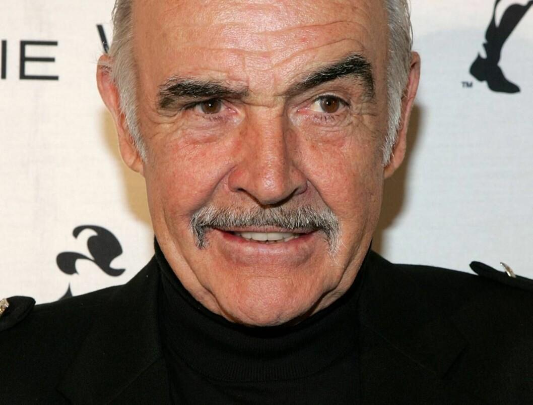 DOPET SEG: Ekskona hevder Connery tok LSD for å takle berømmelsen. Foto: All Over Press