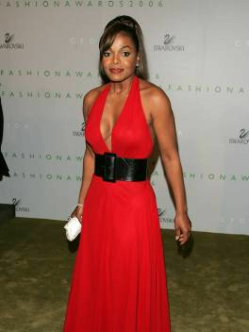 NEW YORK - JUNE 5:  Singer Janet Jackson attends the 2006 CFDA Awards at the New York Public Library on June 5, 2006 in New York City.  (Photo by Peter Kramer/Getty Images) *** Local Caption *** Name  * SPECIAL INSTRUCTIONS:  * *OBJECT NAME: 71124720KV305 Foto: All Over Press