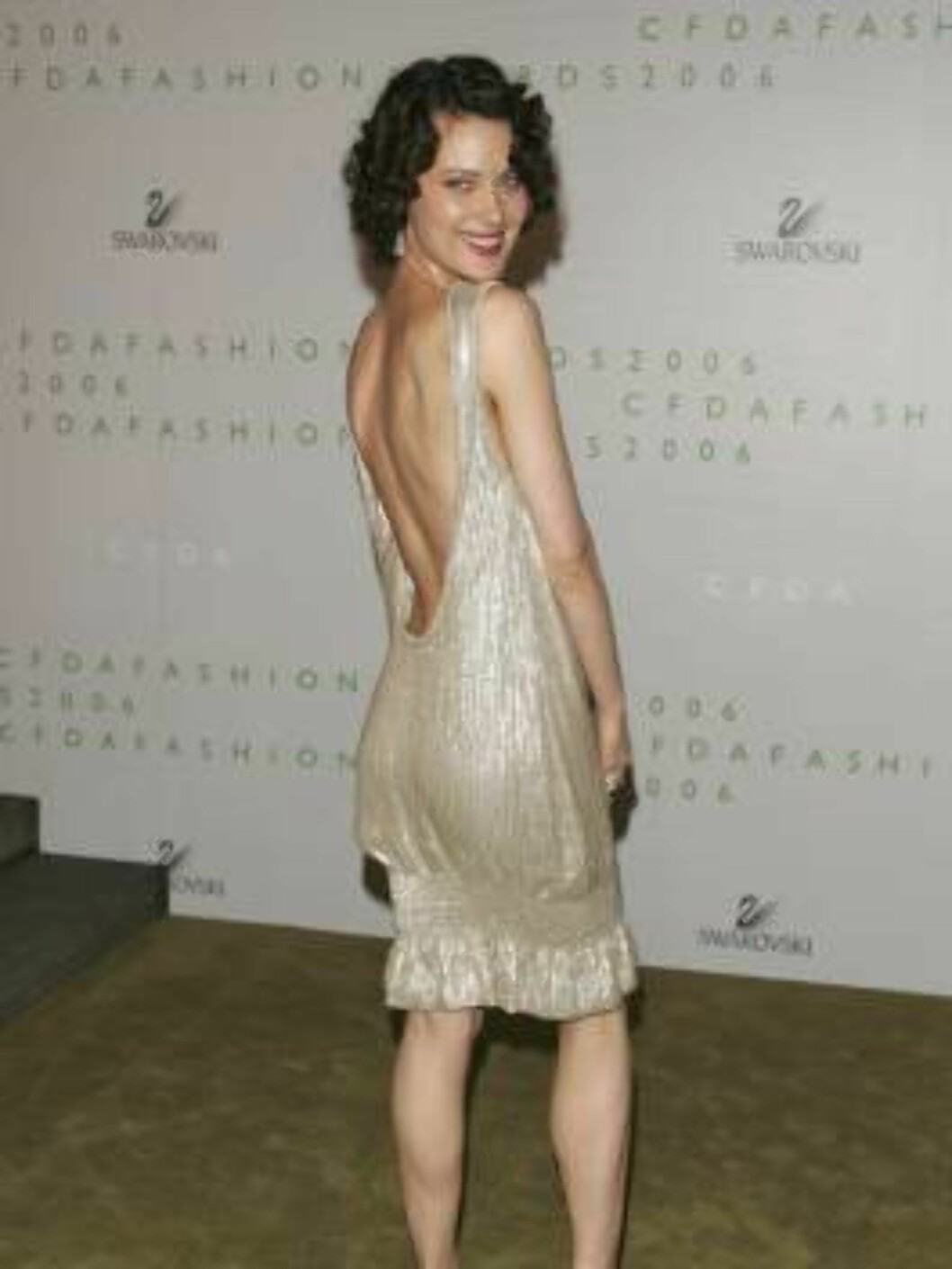 NEW YORK - JUNE 5:  Model Shalom Harlow attends the 2006 CFDA Awards at the New York Public Library on June 5, 2006 in New York City.  (Photo by Peter Kramer/Getty Images) *** Local Caption *** Name  * SPECIAL INSTRUCTIONS:  * *OBJECT NAME: 71124720KV334_ Foto: All Over Press