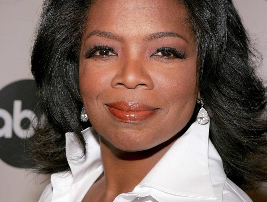 JO-JO-SLANKER: Oprah har slitt med vekten i mange år, men det har vist seg å være lønnsomt... Foto: All Over Press