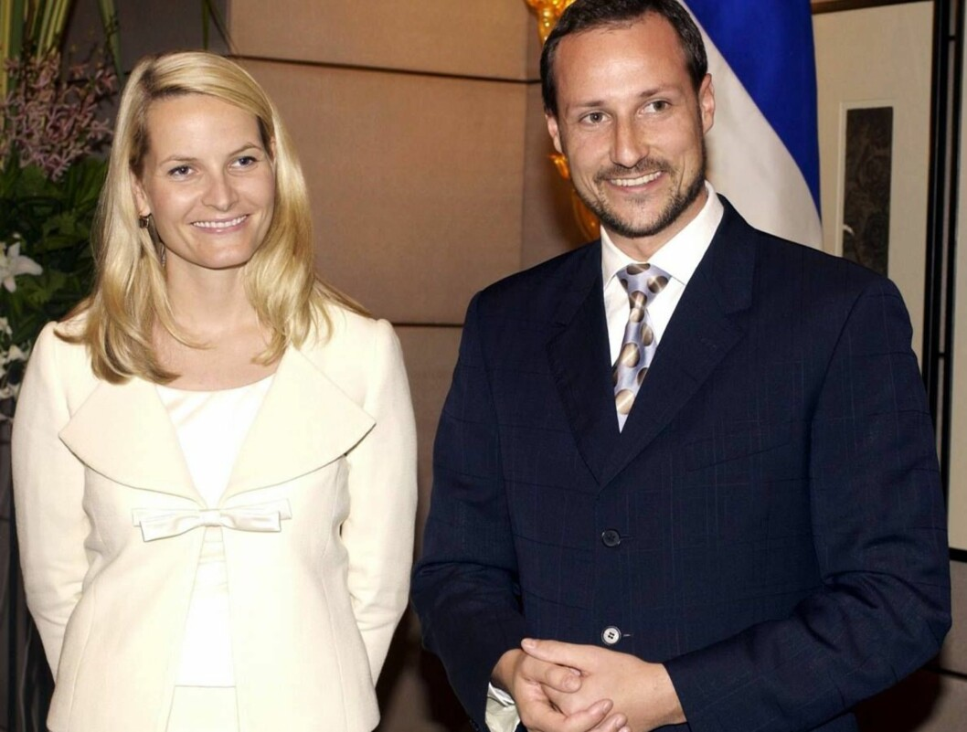 SMILETS LAND: Haakon og Mette-Marit drar til Thailand i juni. Her er de sist de var i Bangkok på offisielt besøk - høsten 2004. Foto: All Over Press