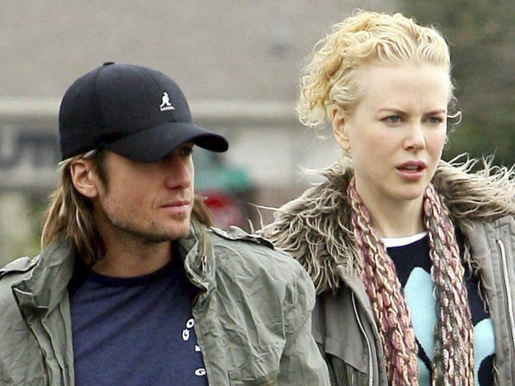 Nicole kidman and Keith Urban out shopping in Nashville. <P> Pictures by Clint Brewer and Ben Tsui <P> <B>Ref: CBW BTLA 240306 A EXCLUSIVE </B> <P> <B>Splash News and Pictures</B><br> Los Angeles:310-821-2666<br> New York:212-619-2666<br> London:207-10 Foto: All Over Press