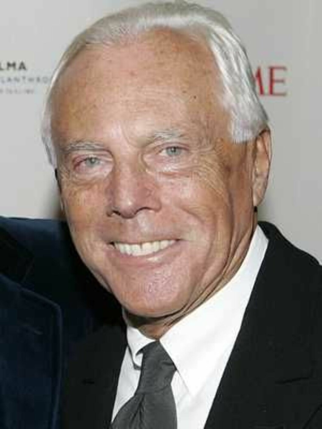 ** FILE ** Giorgio Armani is seen in this Thursday, Nov. 3, 2005 file photo, in New York. Armani wants to expand his fashion empire in China- a place he says has always inspired his designs. (AP Photo/Stephen Chernin) Foto: AP