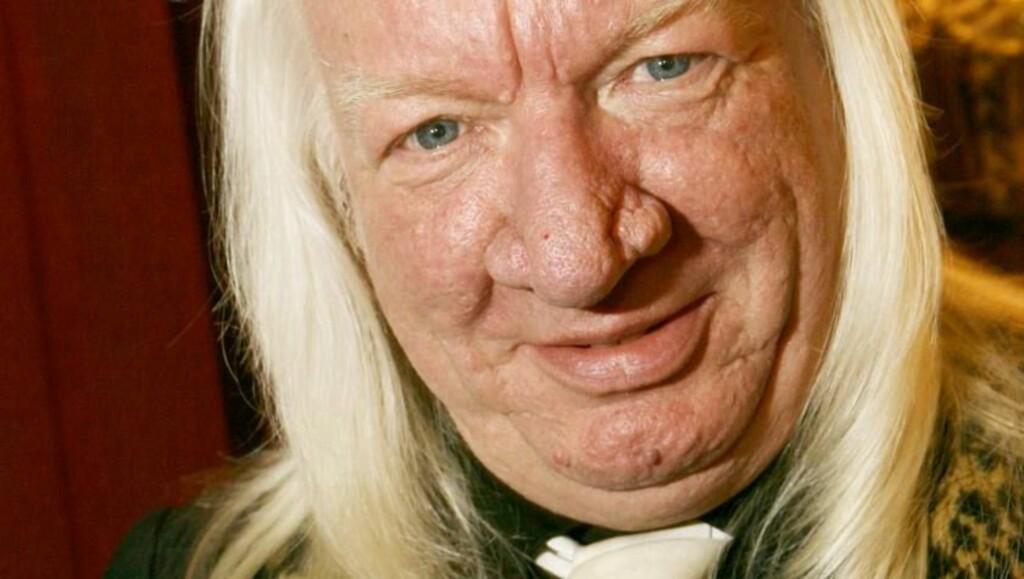 Ungkar: Arnulf var ungkar i et par år etter skilsmissen. Foto: Morten Eik
