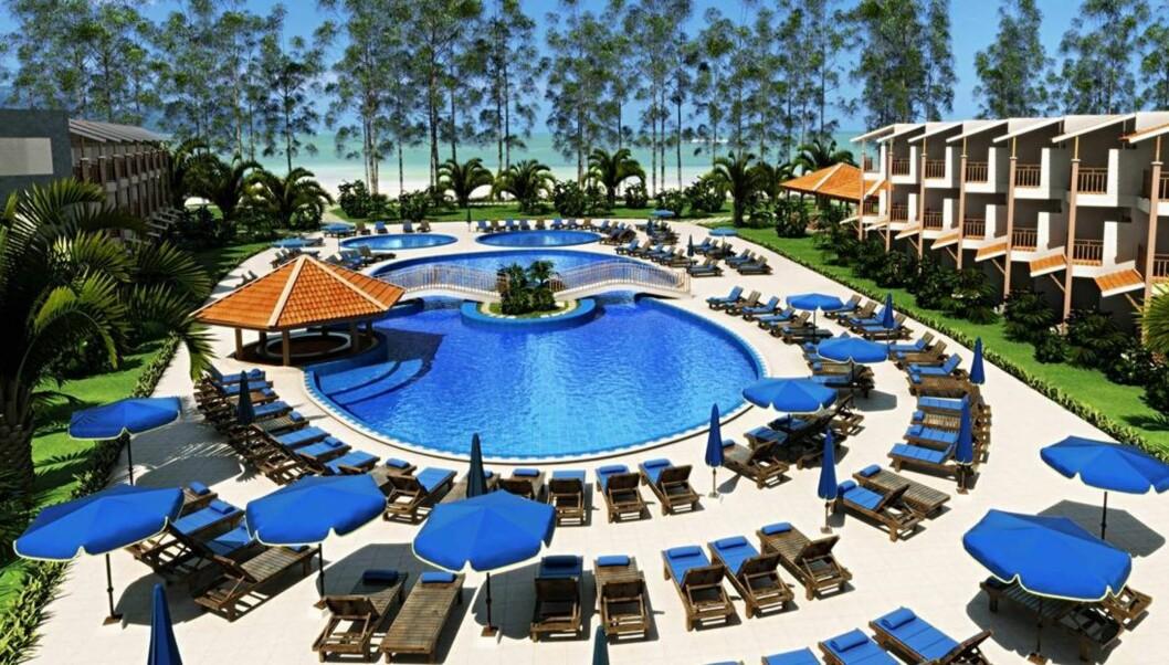SATSER: Ving bygger også et kjempeanlegg i Phuket med 300 leiligheter som skal stå klare til vinteren. Foto: Ving