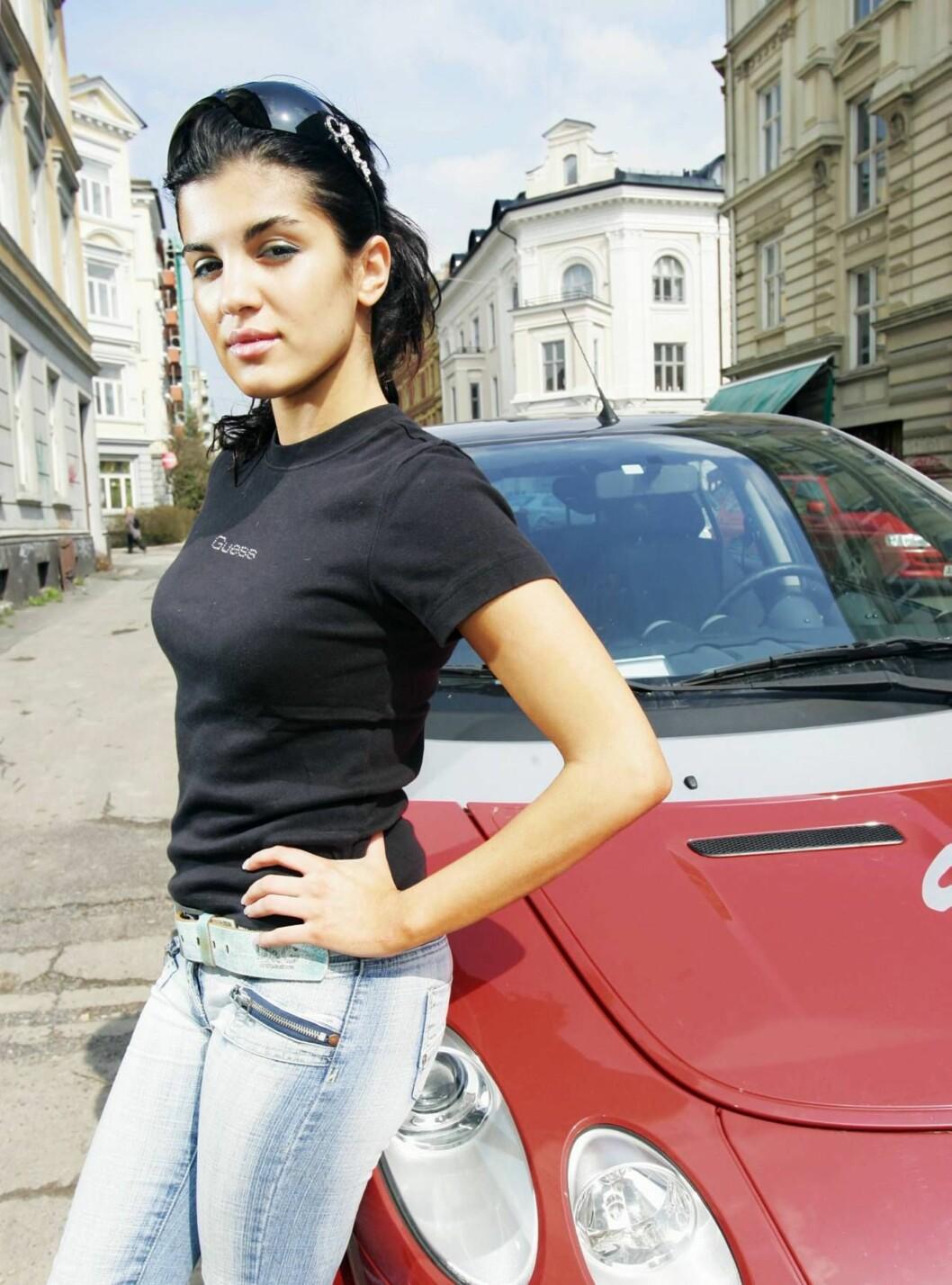 <strong>ANGRER:</strong> Aylar angrer dypt på at hun satte seg bak rattet med promille. Nå kan hun havne bak lås og slå. Foto: Se og Hør, Espen Solli