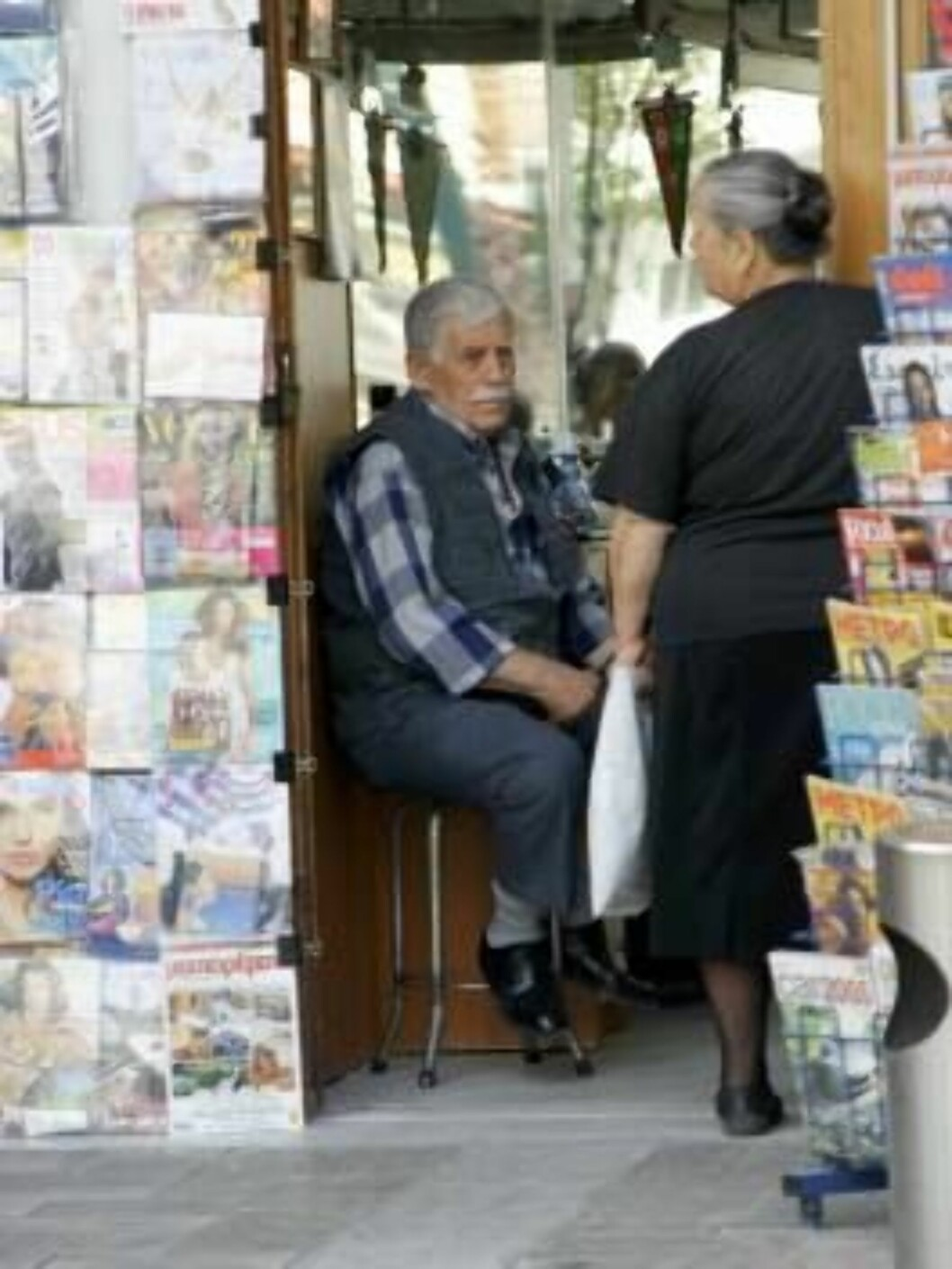 Athen Foto: Se og Hør