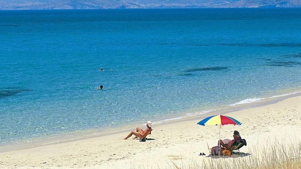 <strong>PARADIS:</strong> I Hellas er det hundrevis av små øyperler å velge blant.