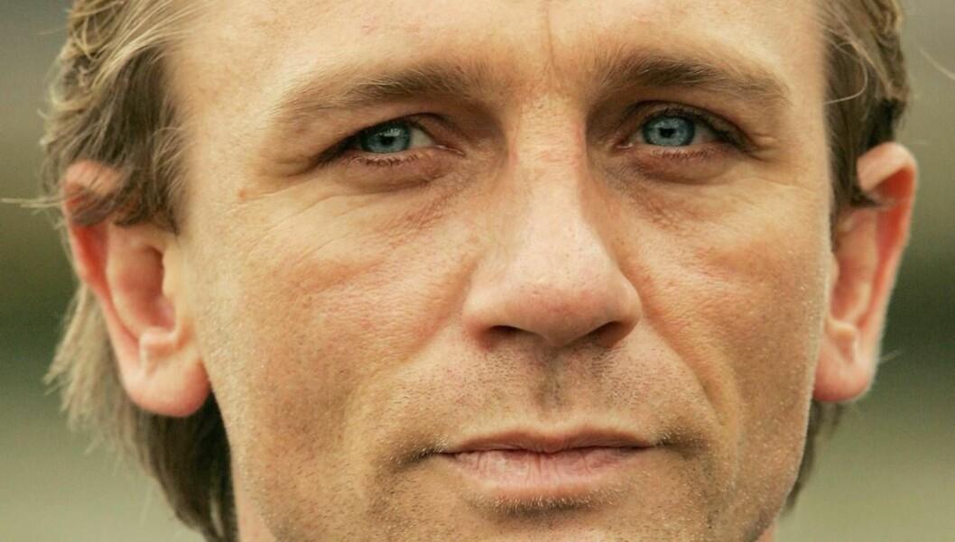 """<strong>BOND:</strong> Daniel Craig spiller James Bond i den nye """"Casino Royale"""". Foto: All Over Press"""