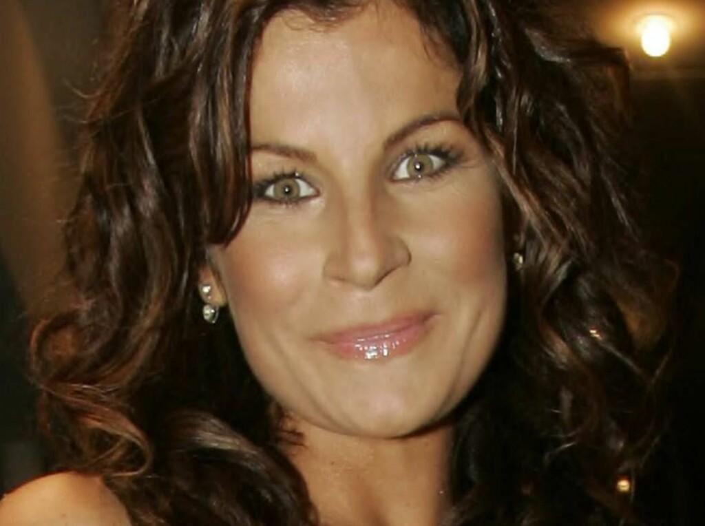 FIKSET FJESET: Carola har tydd til botox for å holde seg vakker. Mange frykter at hun skal bli stiv i maska... Foto: Se og Hør