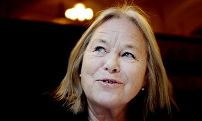 COHENS EKS: Marianne Ihlen kom med selvbiografi i 2008. Hun døde i sommer. Foto: John T. Pedersen