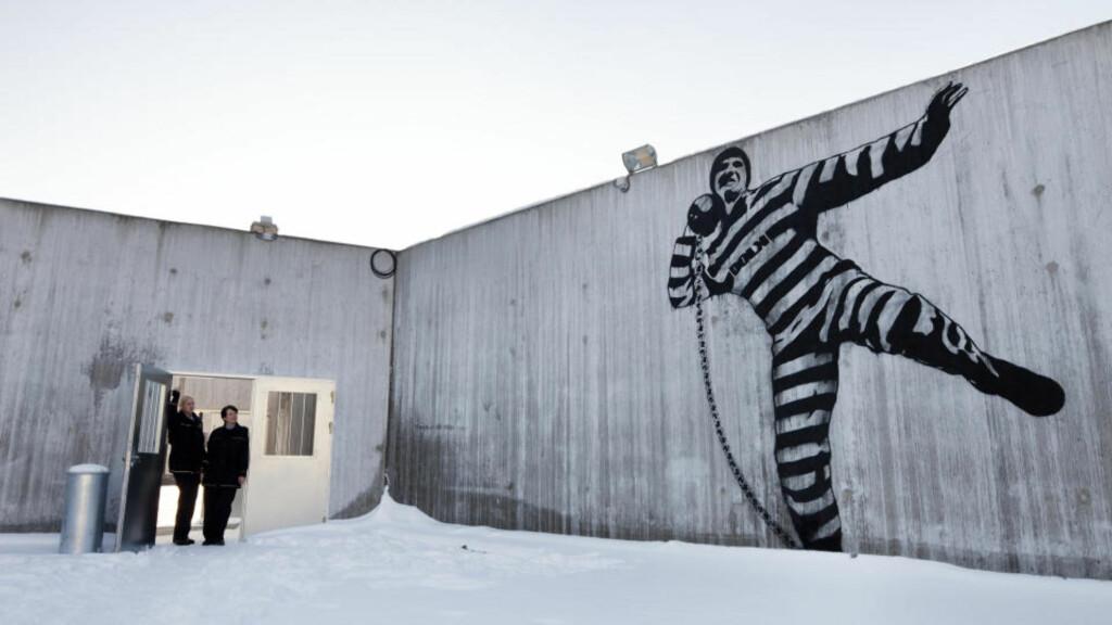 VIL HA 20 ÅRS PAUSE: I dag åpner det nybygde Halden fengsel. Kronikkforfatteren mener vi nå bør redusere antall fanger i norske fengsler radikalt.