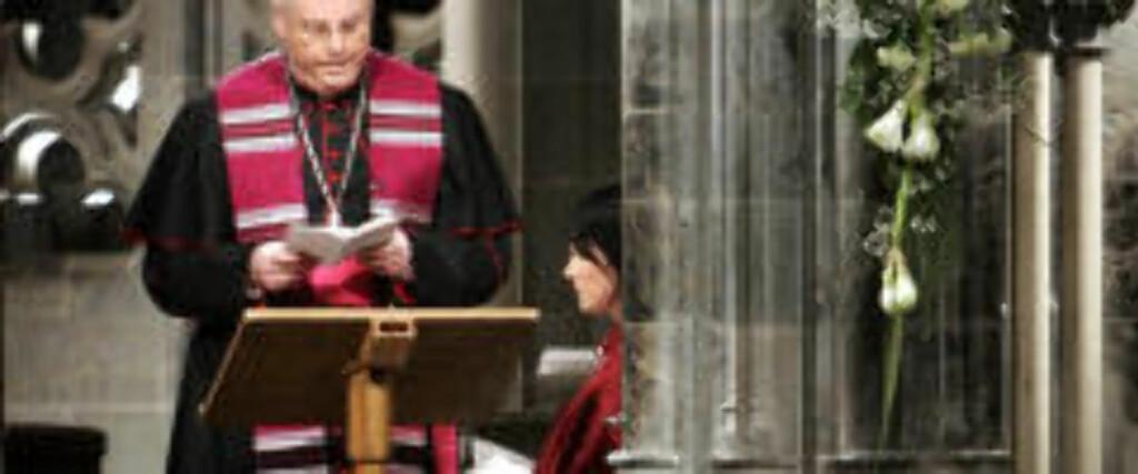 image: Müller både prest og åndelig veileder for pasienter i Tyskland