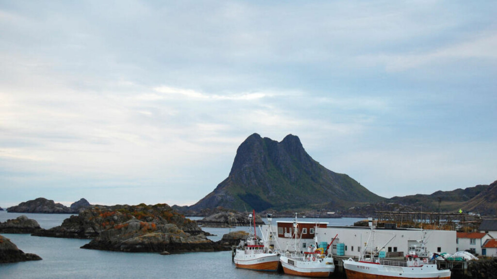 MINDRE ENN ANTATT: Ikke så mye olje utenfor Lofoten og Vesterålen som oljeentusiastene hadde håpet, ifølge kilder Dagbladet har snakket med. Her fra Steine i Lofoten. Foto: AFP/ SCANPIX.