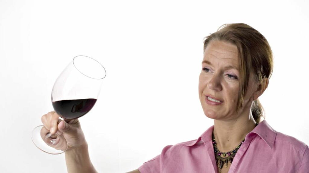 ENKELT OG HYGGELIG: For å starte en vinklubb trenger man en gjeng med sosiale, lærevillige, mat- og vininteresserte mennesker. Et godt vinglass er også nødvendig. Arkivfoto: OLE C. H. THOMASSEN/Dagbladet