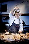 Slik baker du brød som Arne Brimi