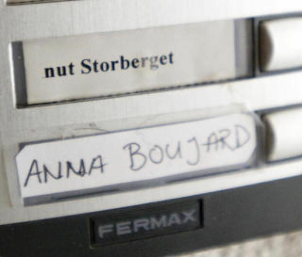 NABOER: Knut Storberget har tidligere bodd i leiligheten på St. Hanshaugen, men bor nå på Ullern. Han har i en årrekke leid ut leiligheten, men navnet hans står fremdeles på ringeklokka. Foto: THOMAS RASMUS SKAUG/DAGBLADET