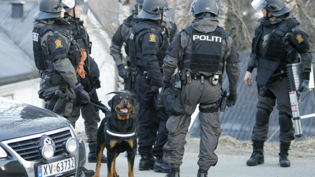 VARETEKTSFENGSLET: 62-åringen som er siktet for drapet på politimannen Olav Kildal ble varetektsfengslet i fire uker i dag. Foto: Håkon Mosvold Larsen / Scanpix