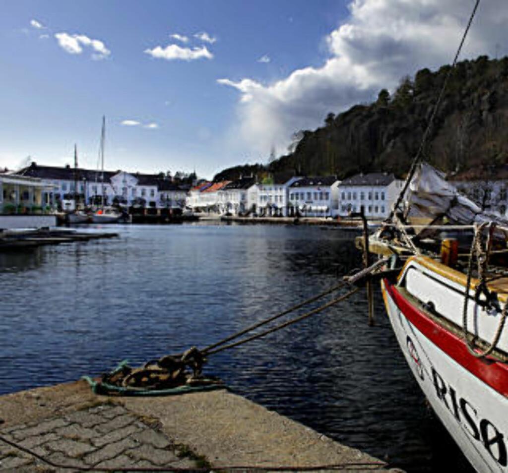 SEIL:Her kan du seile med Colin Archers redningskøyte, Risør II.