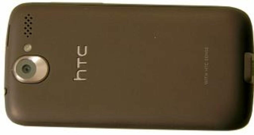 KAMERA: HTC Desire har et kamera på 5 megapiksel og gjør en relativt bra jobb. Foto: Hallvard Lunde