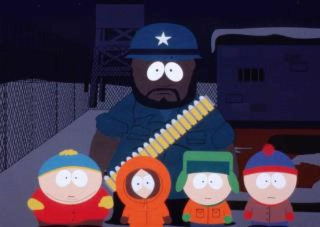 KONTROVERSIELL: «South Park».