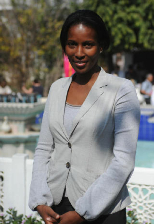 VIL HA KAMPANJE: Ayaan Hirsi Ali.