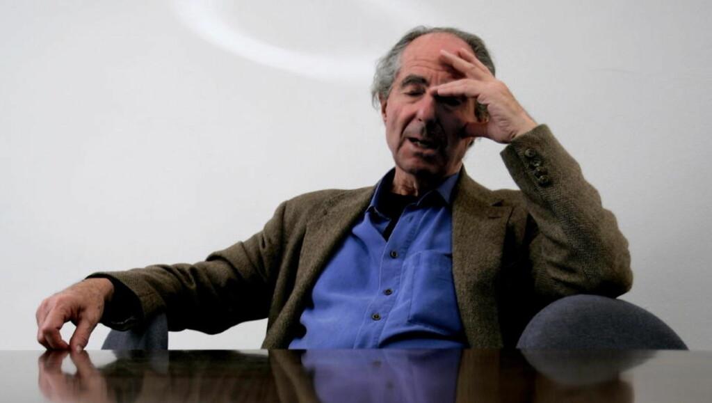 NOBELPRISEN: Forfatteren Philip Roth er en av de amerikanske dikterne som stadig blir tippet som vinner av Nobelprisen. Han har noen helt særegne kvaliteter i sitt forfatterskap. Foto: Ørjan F. Ellingvåg