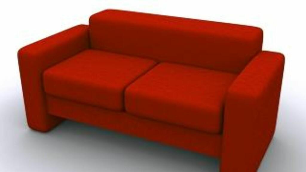 REKLAMASJON: Sofa og andre møbler som er ment å vare lengre enn to år, har du rett til å klage på varen i inntil fem år. FOTO: Istockphoto