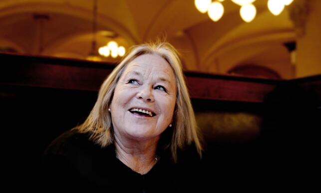 FOREVIGET I SANG: Den norske kunstneren Marianne Ihlen var tidligere kjæreste med Leonard Cohen. En av sistnevntes vakreste kjærlighetsviser «So Long Marianne» ble skrevet til nettopp henne. Foto: John T. Pedersen/Dagbladet