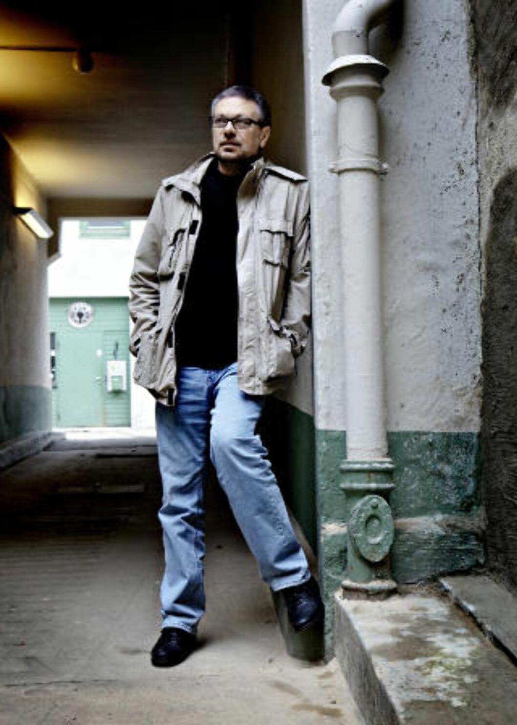 <strong>STØRST I RUSSLAND:</strong> Mikhail Sjisjkin. Foto: Lars Eivind Bones