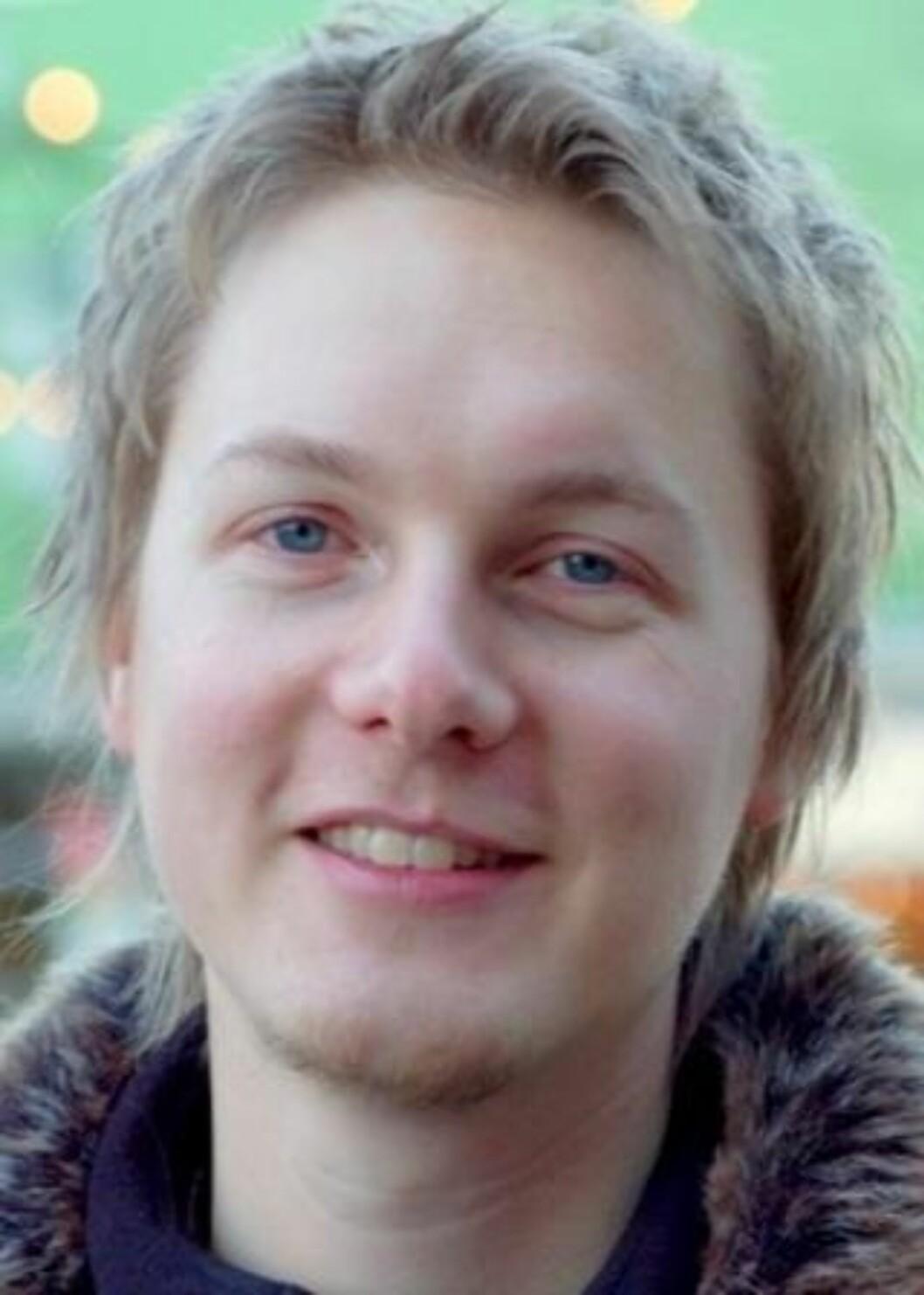 <strong>MENER SOS RASISME ER VIKTIG:</strong> Hogne Ormåsen, tidligere medlem av Tjen Folket og SOS Rasisme. Foto SOS Rasisme