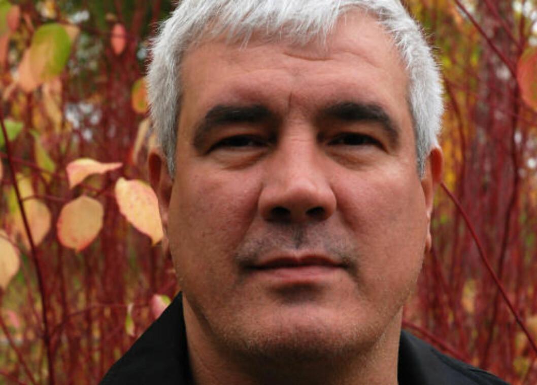 <strong>USKYLDIG DØMT:</strong> Kerry Cook satt 22 år på dødscelle, før han ble løslatt. Her han i Oslo i fjor. FOTO: Kristin Rødland-Buick / Amnesty International