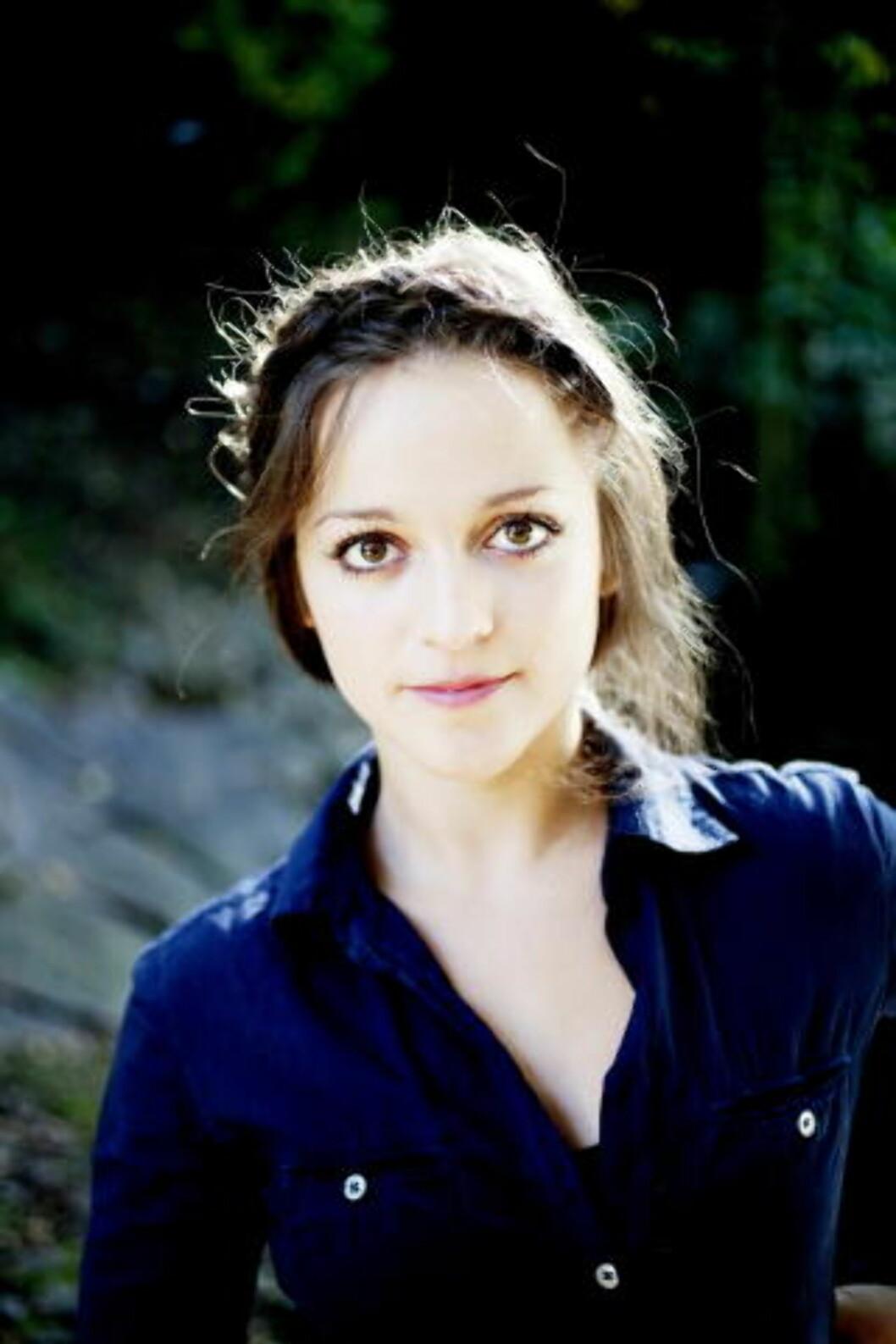 <strong>BIDRAR:</strong> Musiker Siri Nilsen. Foto: Siv Johanne Seglem