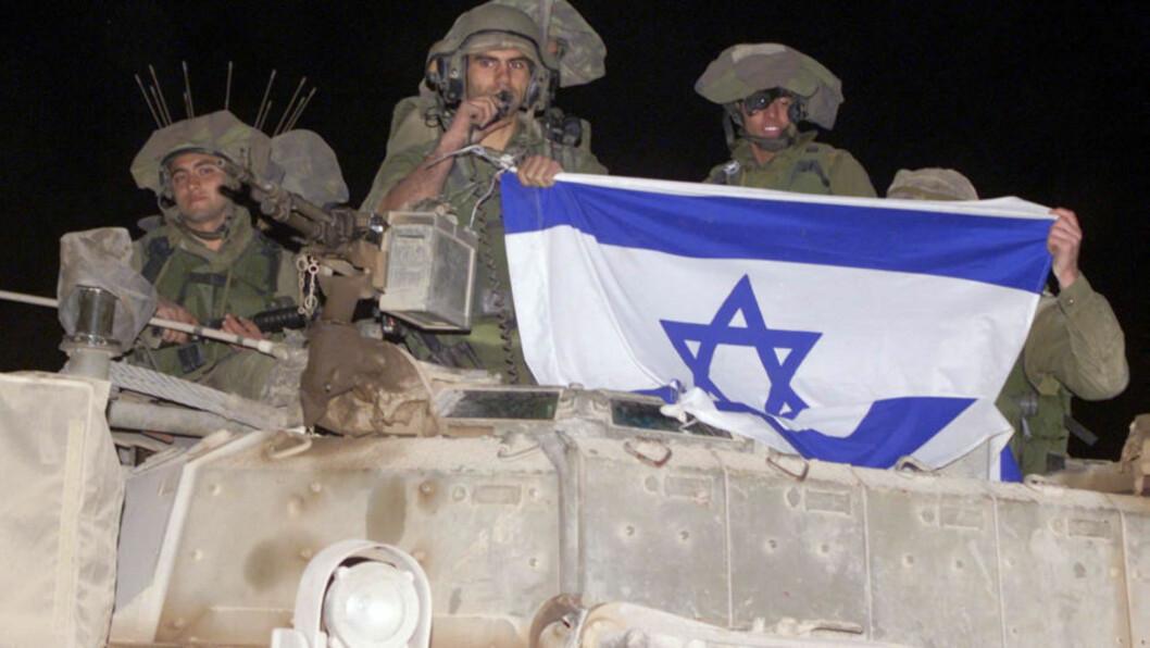 <strong>- HYKLERSK:</strong> Israelske myndigheter mener FN-rapporten er hyklersk. Foto: AFP/MENAHEM KAHANA